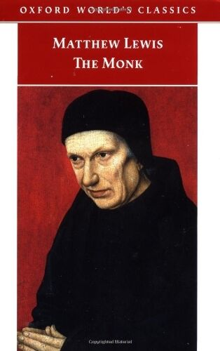 The Monk (Oxford World's Classics) By Matthew Lewis, Emma McEvoy
