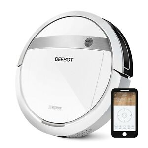 Ecovacs-Deebot-M88-Robotic-Vacuum-Cleaner-for-Pet-Hair-Carpet-and-Bare-Floors