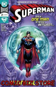 SUPERMAN-21-2020-1ST-PRINTING-REIS-amp-PRADO-MAIN-COVER-DC-COMICS