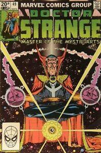 Doctor-Strange-Vol-2-49-FN-Fne-Plus-Price-VARIANT-Marvel-Comics-ORIG