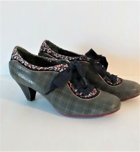 Poetic License Shoes WHIPLASH Gray