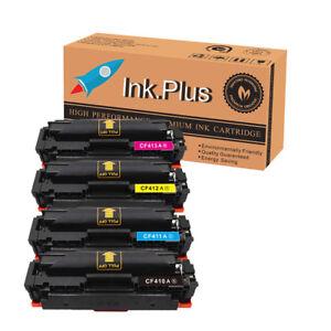 4X-Toner-per-HP-Color-LaserJet-Pro-M452dw-M452nw-MFP-M477-CF410A-CF413A-NON-OEM