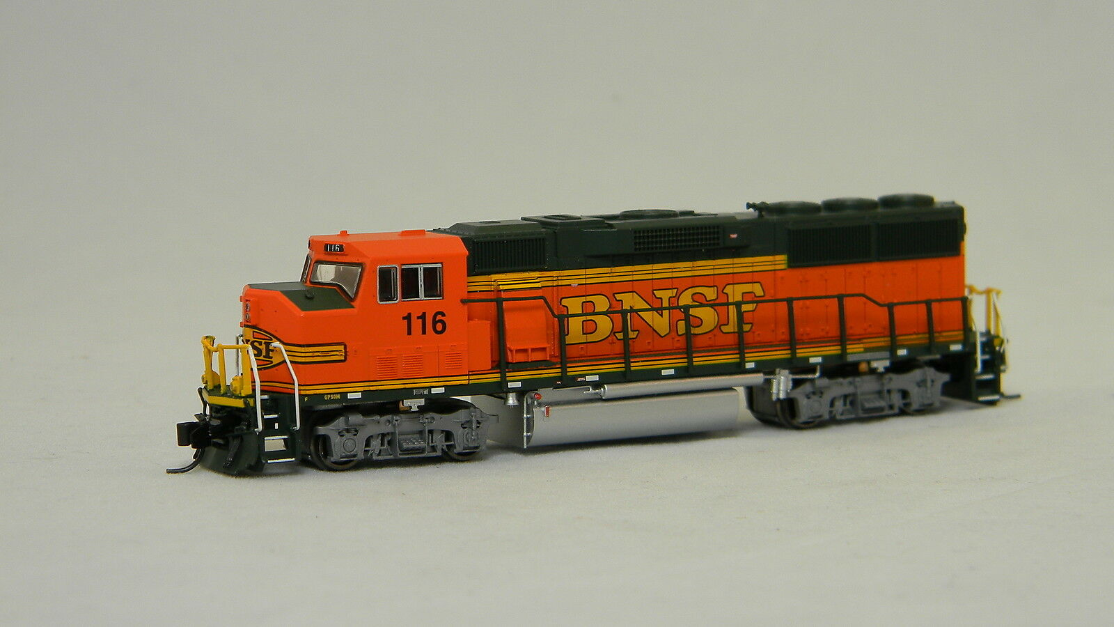 Nuovo con Box, N Fvm  70506 GP60M Burlington Northern Santa Fe  116