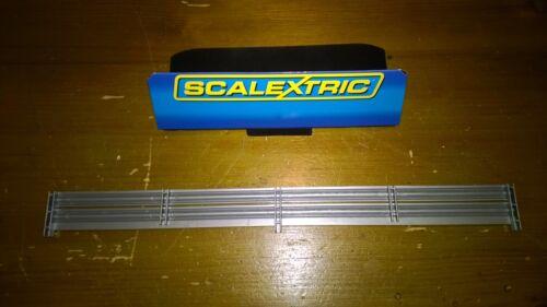 Scalextric Barrier Gris L8713 B A affranchissement enregistrer