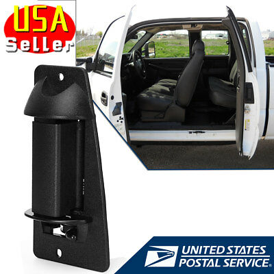 Door Handle Rear Left Driver Side For Chevy Silverado Sierra 99-06 Extended Cab