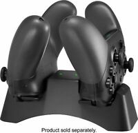 Insignia Nintendo Switch Pro Controllers Charging Station