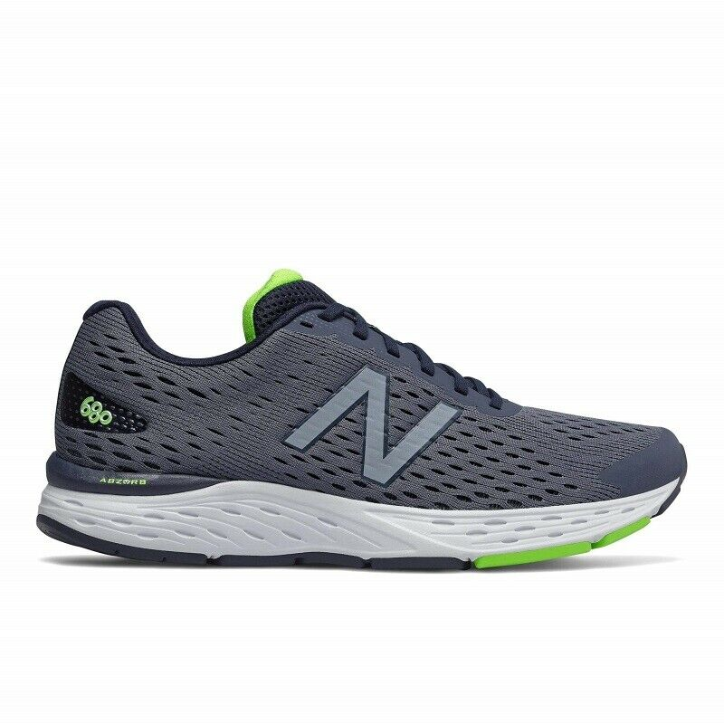 AUTHENTIC    New Balance 680 Mens Running shoes (2E) (M680LN6)