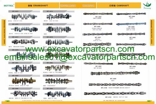 FREESH 30H45-00200 WATER PUMP for K4N,K3B,K3D,K3E,K4E,S3L2,S4L2,S4L,K3A K4M,NEW