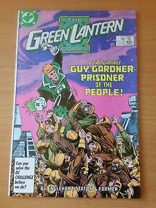 Green-Lantern-205-NEAR-MINT-NM-1986-DC-COMICS
