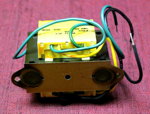 Stancor P-8651 Electric Transformer Control Industrial General Replacement New