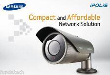 SAMSUNG TECHWIN SNO-1080RP CCTV OUTDOOR NETWORK VARIFOCAL DUAL STREAMING CAMERA