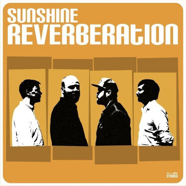 SUNSHINE REVERBERATION - SUNSHINE REVERBERATION   CD NEW