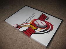 Hitting 4 Power System - Power Modules - DVD New & Sealed Baseball Strength