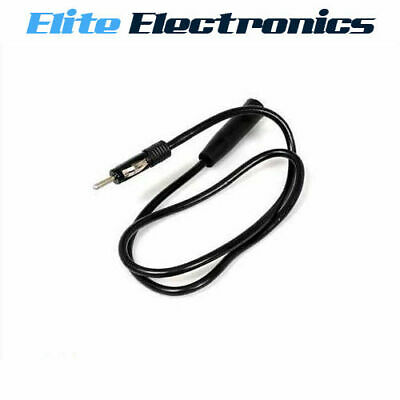 60cm antenna extension lead use when lead on aerial will not reach the radio