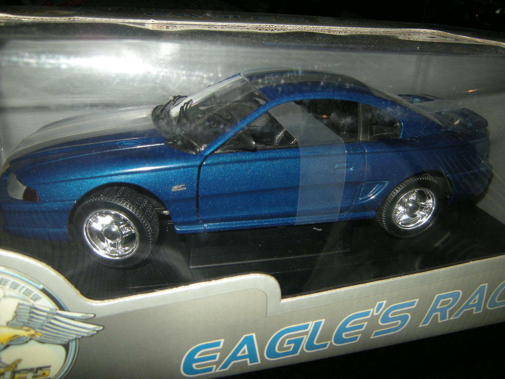 1 18 uh Eagle 's race Ford Mustang Coupé Dream Car OVP