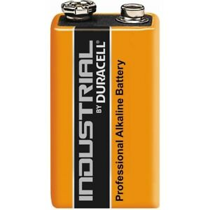 1x-MN1604-IN1604-9V-E-Block-Alkaline-Profi-Batterie-Duracell-industrial