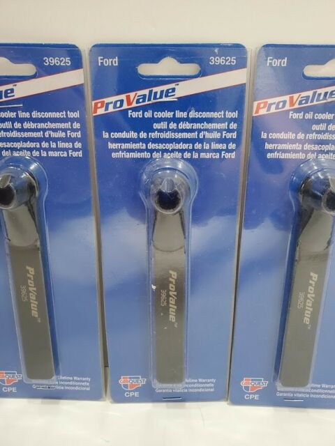 PRO VALUE CARQUEST 39625 FORD OIL COOLER LINE DISCONNECT TOOL