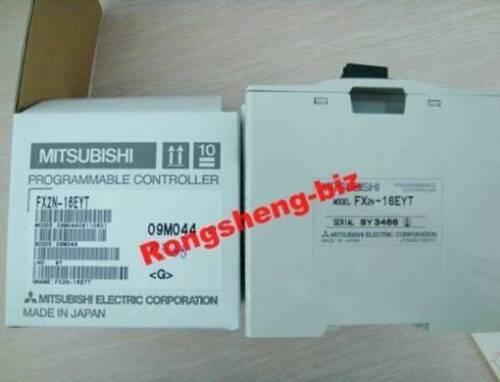 NEW Mitsubishi Melsec FX2N-16EYT FX2N16EYT Programmable Logic Controller PLC