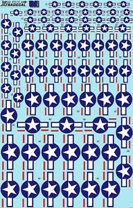 X72112-NEW-Xtradecal-1-72-US-US-National-Insignia-Stars-and-Bars