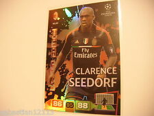 Panini Adrenalyn XL Champions League 2011/2012 Clarence Seedorf limited Edition