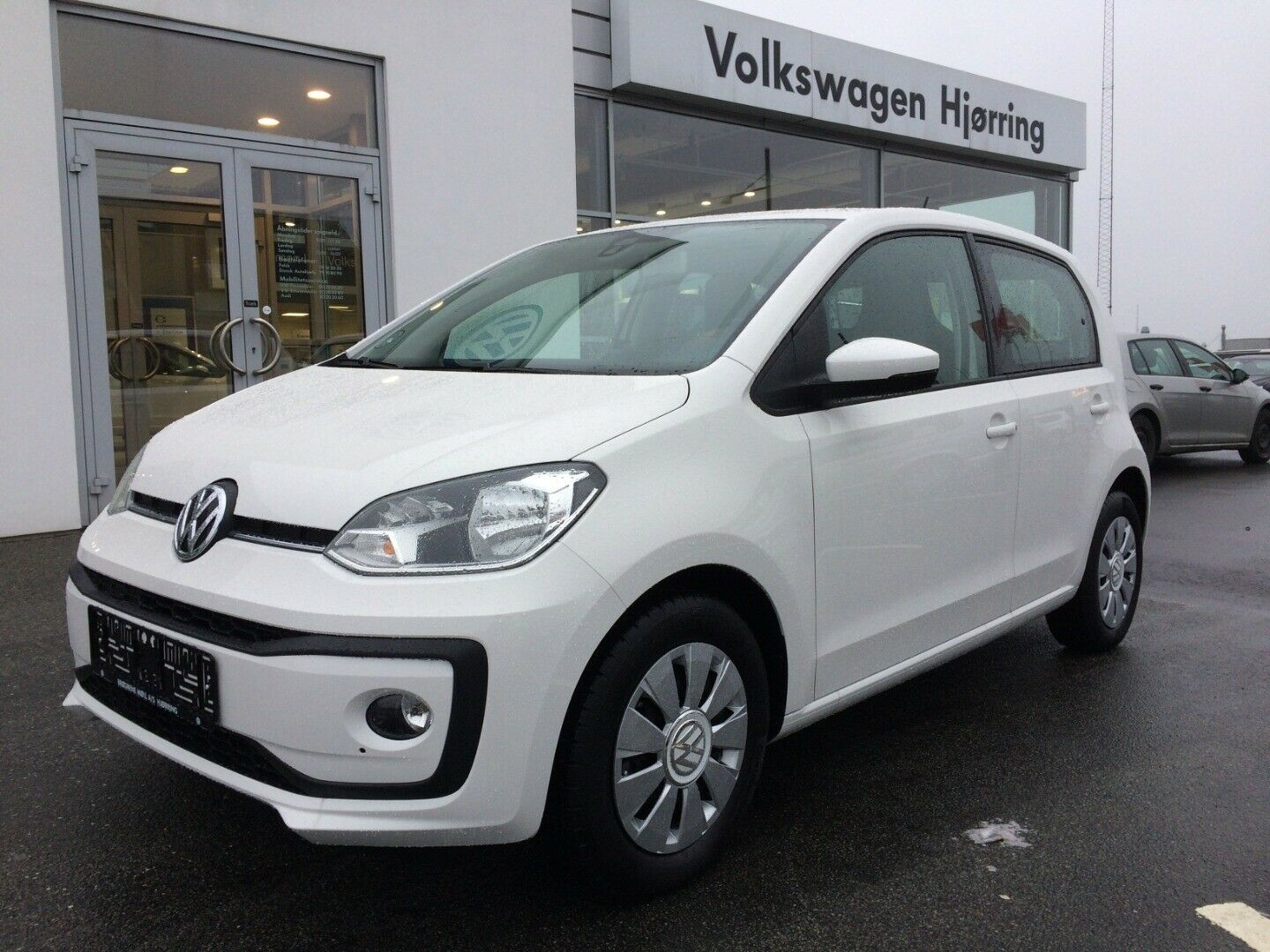 VW Up! 1,0 MPi 60 Move Up! BMT 5d - 110.000 kr.