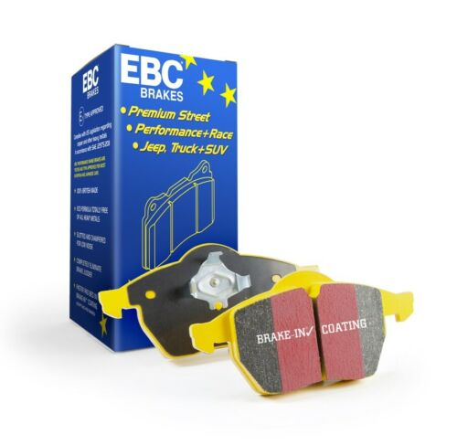 EBC YellowStuff Front Brake Pads for Citroen C2 1.6 TD 110 2005-2009 DP41374R