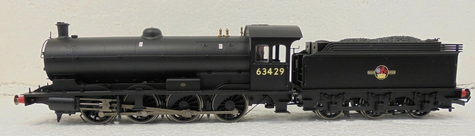 Hornby R3426 BR (Late) Class Q6 '63429'