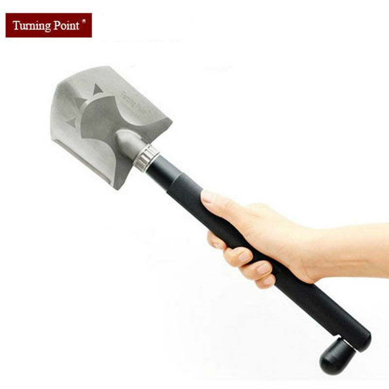 Turning  Point TCS XR Multi-Tool Shovel Set Camping Survival Tool Blade Shovel  save up to 30-50% off