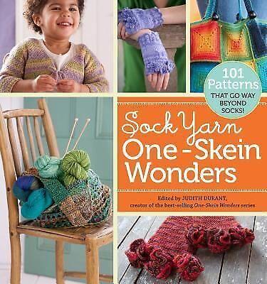 Sock Yarn One-skein Wonders (2010, Paperback) WE104019