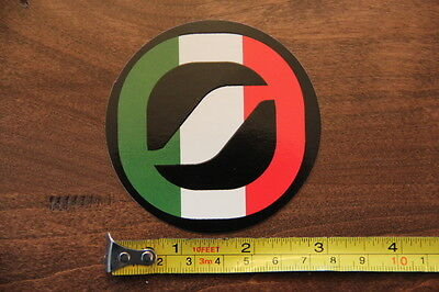 SCARPA Climbing Mountaineering STICKER Decal Italy LOGO NEW