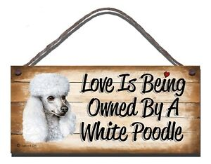 Bedlington Terrier Wooden Sign Plaque Gift//Present Dog
