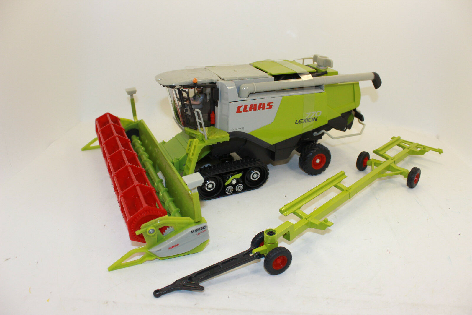 Siku 4258 Claas Lexion with Crawler 770 1 3 2 NEW BOXED
