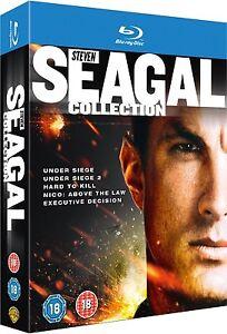 Steven-Seagal-Collection-blu-ray-5-movie-box-Set-bajo-asedio-1-2-Duro-De-Matar