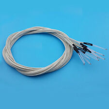100Kohm NTC 3950 Thermistor Heat Temperature Sensor for 3D Printer Hotend 5Pcs