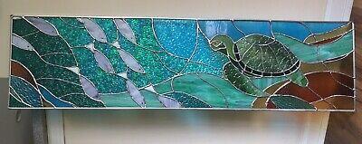 Sea Turtle ocean suncathcer