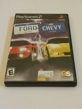 Playstation 2 Ford Vs Chevy  PS2 Game