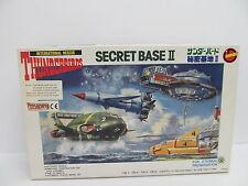 MES-45159 Imai 2086 Thunderbirds Secret Base II Bausatz geöffnet,
