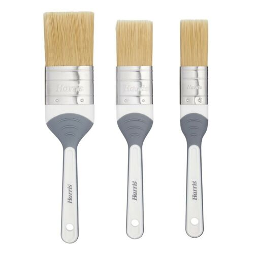 Harris Seriously Good Woodwork Stain /& Varnish Paint Brushes Various Sizes Packs