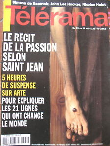 2462-LA-PASSION-SELON-SAINT-JEAN-ART-INUIT-JOHN-LEE-HOOKER-BLUES-TELERAMA-1997
