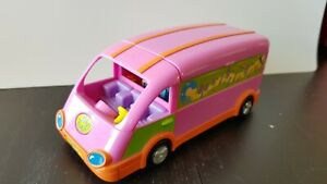 1998 Polly Pocket Polly And The Pops Tour Bus