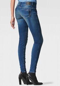 G-Star Midge Cody Mid Waist Skinny Damen Jeans Hose Jeanshose Röhrenjeans