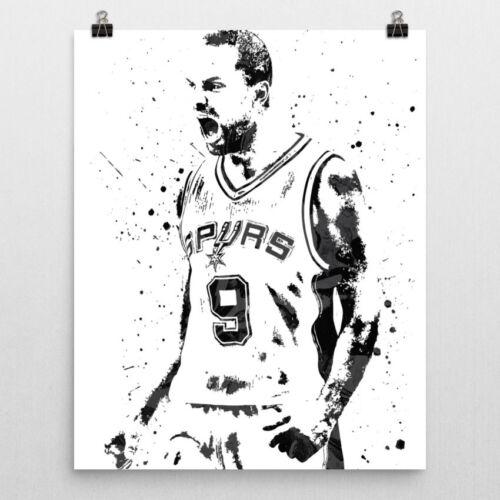 Tony Parker San Antonio Spurs Poster FREE US SHIPPING