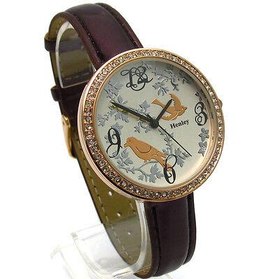 Henley Ladies Diamante Watch #427