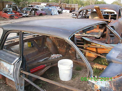1961 1962 1963 1964 CHEVY IMPALA  BEL AIR BISCAYNE ROCKER PANELS RIGHT SIDE 4DR