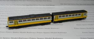 Dapol ND116E Tyne & Wear PTE Class 142 021 DMU N Gauge