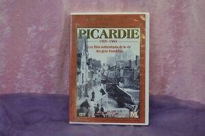 DVD-PICARDIE-1900-1960