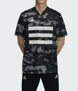 Adidas Graphic Jersey TAN Climalite, Black And Blue/US Army, MSRP ...