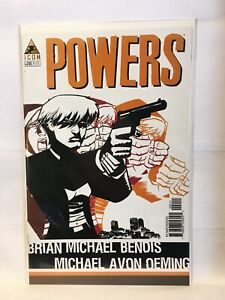 Powers-Icon-Series-20-VF-1st-Print-Icon-Comics