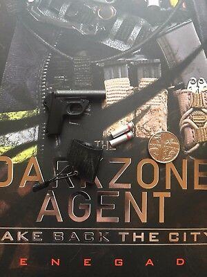 Virtual Toys la zona scura RENEGADE BLACK HELMET Loose SCALA 1//6th