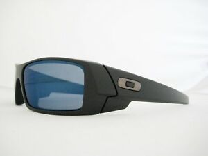f0226ee8db Image is loading new-OAKLEY-GASCAN-polarized-Sunglasses-Matte-Black-Ice-